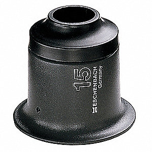 WATCHMAKER LOUPE,15X,60D