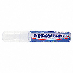 Paint Marker,Broad,White