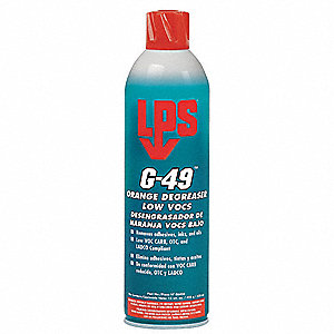 Solvent Degreaser, 15 oz. Aerosol Can