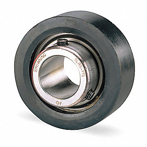 Bearing,Rubber Mounted
