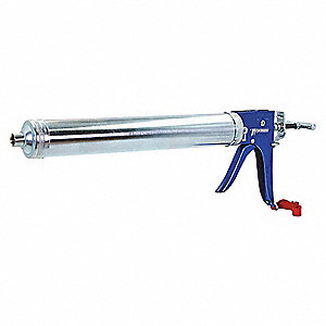 Caulk Gun,Bulk/Sausage,10 oz and 20 oz