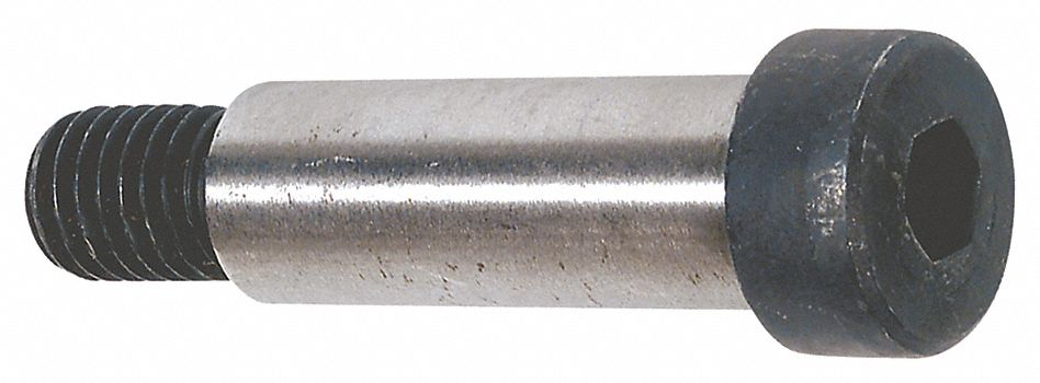 3//8-16 Thread 1//2 X 2 Hex Socket Drive Alloy Steel Shoulder Screws 250 pcs