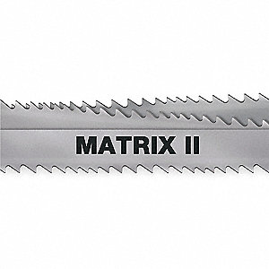"5 ft. Bimetal Matrix II Band Saw Blade, 1/2"" Width"