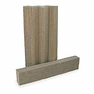 Evaporative Cooling Media,12x4x48 in.