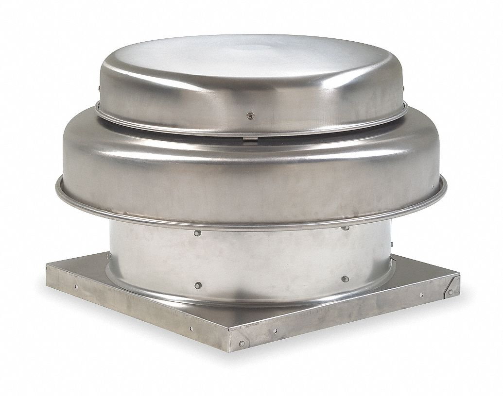 Direct Drive Axial Downblast Ventilators