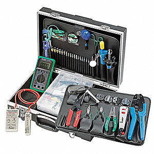 Communications Tool Kit, Number of Pieces:  43, Application:  Network Service