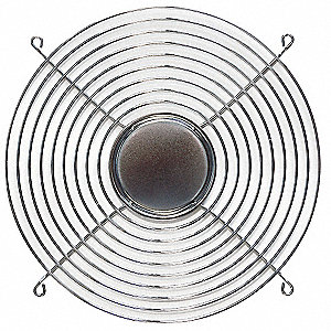 Steel Fan Guard, 1 EA,For Fan Size (In.) 10