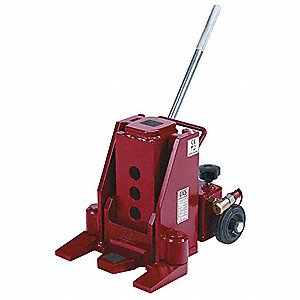 Hydraulic Toe Jack,Capacity 15 Tons
