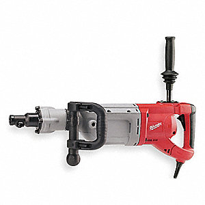 "3/4"" Hex Demolition Hammer, 14 Amps @ 120V, 975-1950 Blows per Minute"