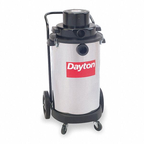 Dayton 20 Gal Industrial 4 Wet Dry Vacuum 11 5 Amps