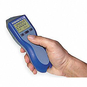 Laser Tachometer,5 to 200,000 rpm