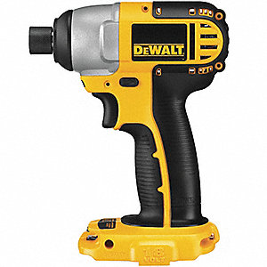 "1/4"" Cordless Impact Driver, 18.0 Voltage, 1330 In.-lb. Max. Torque, Bare Tool"