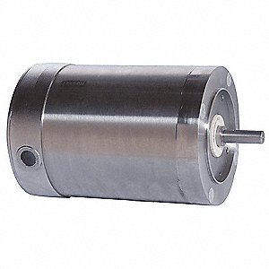 3/4 HP Washdown Motor,3-Phase,1725 Nameplate RPM,208-230/460 Voltage,Frame 56C