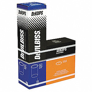 Disposable Liners Kit,34Oz,Pk32