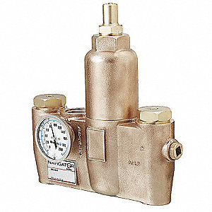 "1"" FNPT Inlet Type Mixing Valve, Bronze, 54 gpm"