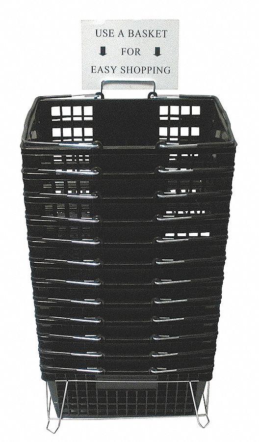 Plastic Shopping Baskets