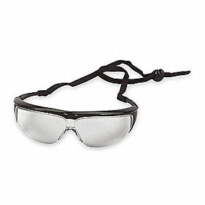 Millennia® Scratch-Resistant Safety Glasses, SCT-Reflect 50 Lens Color