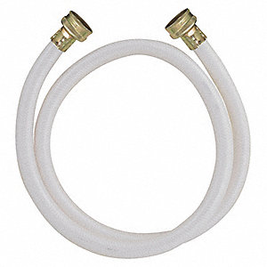"48""L Braided Nylon Water Connector for Washing Machine"