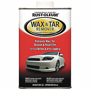 Wax and Tar Remover,1 qt.
