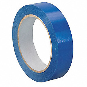 "72 yd. x 3/8"" UPVC Bag Sealing Tape, Blue"