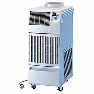 Commercial/Industrial 208/230V Portable Air Conditioner, 24,000 BtuH Cooling