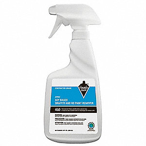 22 oz. Graffiti and Paint Remover, 1 EA
