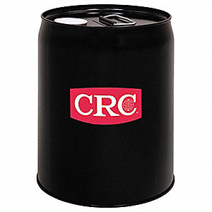 Corrosion Inhibitor, Dry Lubricant Film, 175°F Max. Operating Temp., 5 gal. Pail