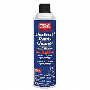 Electrical Parts Cleaner, 19 oz. Aerosol Can, Unscented Liquid, 1 EA