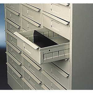 Dividers,For 30 Drawer,Blk,PK30