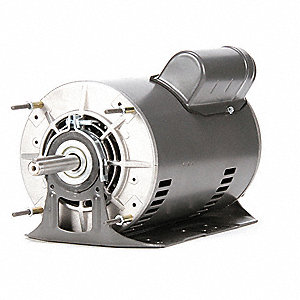1/3 HP Direct Drive Blower Motor, Permanent Split Capacitor, 860 Nameplate RPM, 115 Voltage