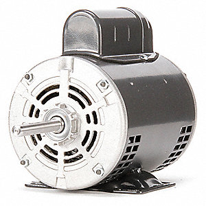 1/2 HP Direct Drive Blower Motor, Permanent Split Capacitor, 860 Nameplate RPM, 115/230 Voltage