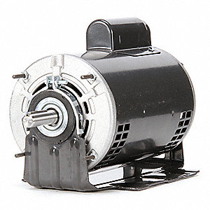 3/4 HP Direct Drive Blower Motor, Capacitor-Start, 1725 Nameplate RPM, 115/208-230 Voltage, Frame 56