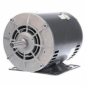 1-1/2 HP Direct Drive Blower Motor, 3-Phase, 1725 Nameplate RPM, 208-230/460 Voltage, Frame 56H