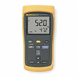 Fluke-52-2 NIST Thermocouple Thermometer