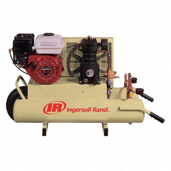 Ingersoll Rand 8 Gal 5 5 Hp Wheelbarrow Portable Gas Air