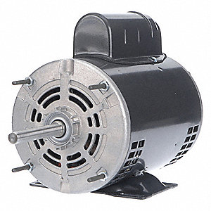 3/4 HP Direct Drive Blower Motor, Permanent Split Capacitor, 1140 Nameplate RPM, 115/230 Voltage