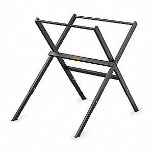 "Tile Saw Stand, 175 lb. Load Capacity, 43"" Width"
