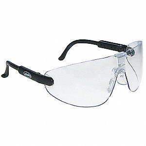 Lexa™ Anti-Fog Safety Glasses, Clear Lens Color