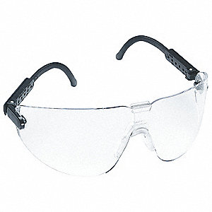 Lexa  Anti-Fog, Scratch-Resistant Safety Glasses, Clear Lens Color