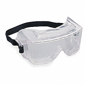 Uncoated OTG Goggles, Clear Lens Color