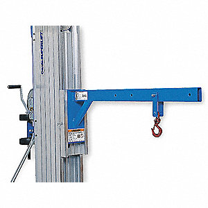 Lift Boom, Steel, 1 EA