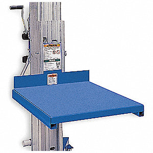 Load Platform, Steel, 1 EA