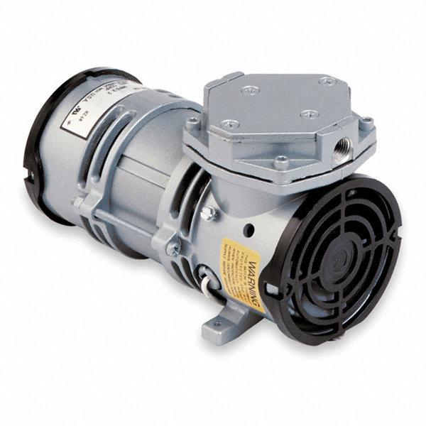 Gast 1 16 hp diaphragm compressor vacuum pump 4z026 moa for Gast air motor distributors