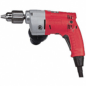 Electric Drill,1/2 In,0 to 950 rpm,5.5A