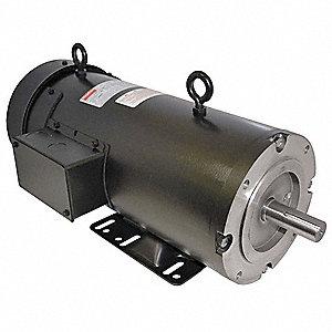 Dayton Dc Motor Pm Tefc 1 Hp 1750 Rpm 180vdc 4z378 4z378