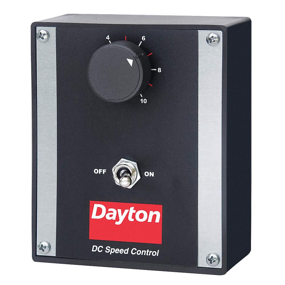 DC Sd Control,NEMA 1,100/200VDC Shunt Wound Volts,0 to 90/180VDC Voltage Dayton Dc Motor Controller Wiring Diagram on