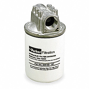 Return Line Hydraulic Spin-on Filter