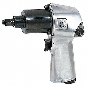 "General Duty Air Impact Wrench, 3/8"" Square Drive Size 20 to 125 ft.-lb."