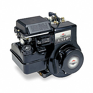 Briggs stratton engine gas 3 5 hp 4z690 91232 1035 for Briggs and stratton 5hp motor