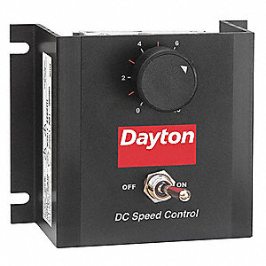 DC Speed Control,Chassis,100/200VDC Shunt Wound Volts,0 to 90/180VDC Voltage Output,2 Max. Amps